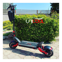Unicool hydraulic brake Dual motor zero 10x 2000w 60V 21ah electric scooter for T10 DDM