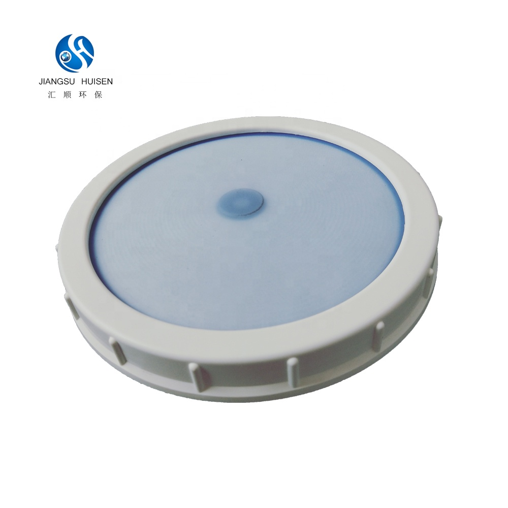 Sample available used in aeration tank Dn260mm Silicone disc micro bubble diffuser air diffuser <strong>water</strong> <strong>treatment</strong>