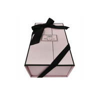 Custom design luxury cardboard paper perfume bottle packaging gift box