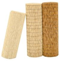 Natural woven rolled reed fence,screens