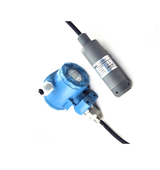 High accuracy IP68 4-20mA indicatordifferential pressure submersible level transmitter