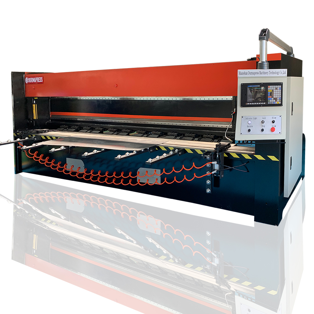 Factory 4000 <strong>X</strong> <strong>1250</strong> pneumatic CNC V Grooving Groove Making Machine Suppliers