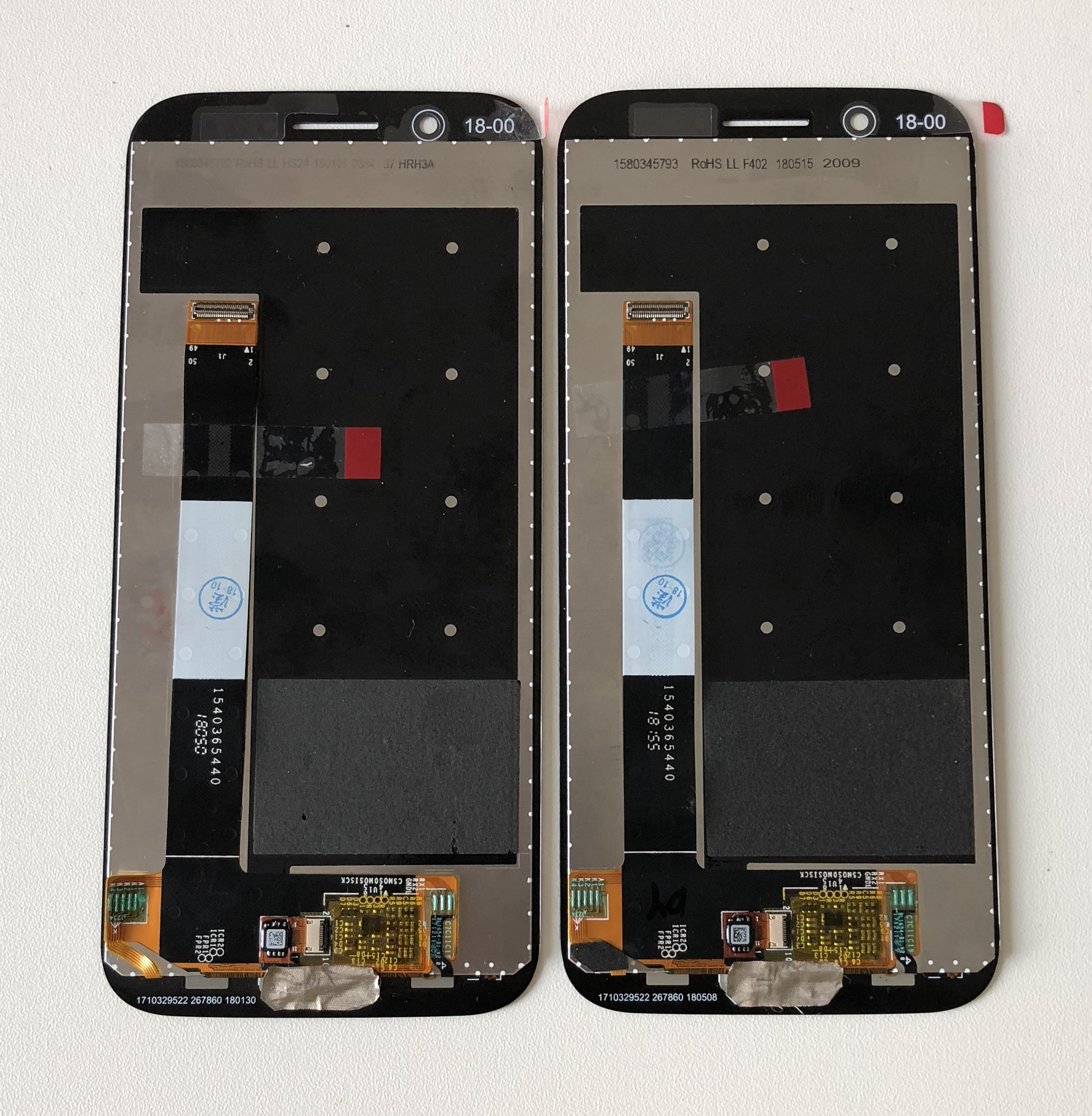 OEM Touch Screen LCD Display Xiaomi Black Shark SKR-<strong>H0</strong> SKR-A0 Spare Parts