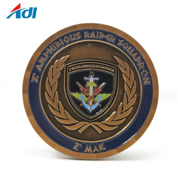 Wholesale Custom Pakistan Air Force Metal Crafts Commemorative Old Coin At Factory Price