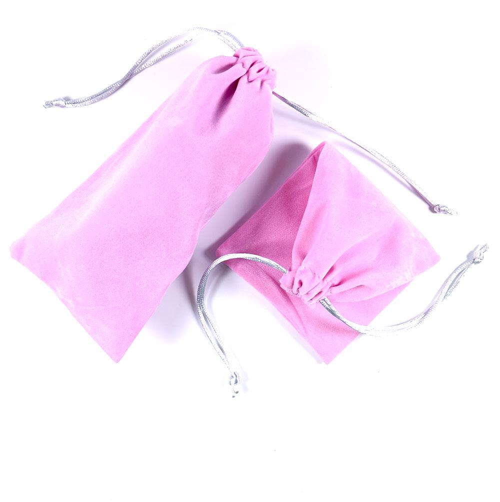 Wholesale Custom Printed Logo Cute Eco-friendly Drawstring Gift Pocket Bag