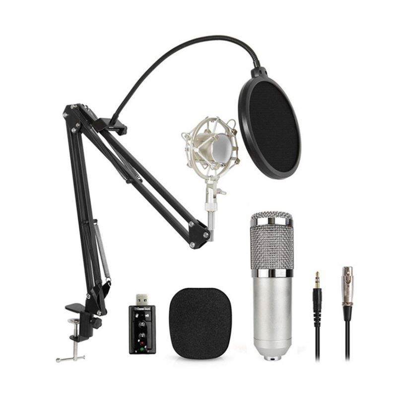 BM800 USB <strong>C</strong> Podcast Microphone With CE Certificate