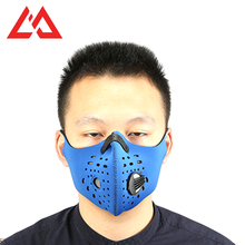 Dust Mask Anti Pollution PM2.5 Face Masks Washable and Reusable Dust Proof Respirator <strong>Safety</strong> Mask for Men Women Outdoor Activity
