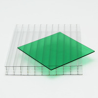 4mm Lexan Sheet Plastic Pc Solid Sheet Polycarbonate Panel