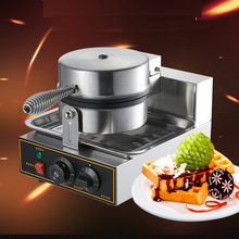 commmerical Single plate electric waffle maker for home