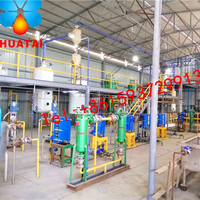 100TPD Palm oil refinery production machine palm oil mill