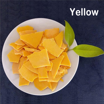 High concentration colours yellow candle dye