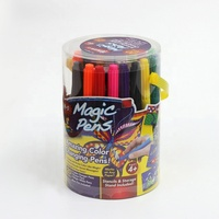 Color Change Marker pen Magic Marker Pen set