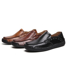 Fashion Leather Casual Shoes for Men business shoes men's dress shoes