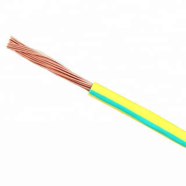 Copper PVC <strong>H07V</strong>-R <strong>Cable</strong> 10MM