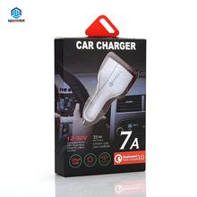 New Hot 5V 3.5A 3 Usb Port Type C <strong>Car</strong> <strong>Charger</strong> QC 3.0 Quick Fast Charging Dual USB <strong>Car</strong> <strong>Charger</strong>
