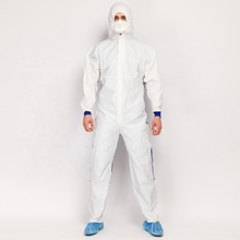 China Oem Factory Warehouse <strong>Safety</strong> Working Uniform Coverall In Workwear Clothing