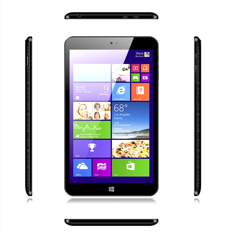 Best Quality 8 inch Z8350 Win10 Tablet Intel Atom Z3735 2GB + 32G Tablet PC Tablet Win <strong>10</strong>