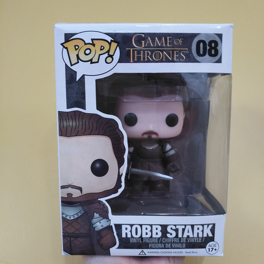 kids toys NEW Game of Thrones FUNK POP Model Figure Collectible Model Toy for gift <strong>08</strong># 16# 18# 20# 22# 23# 32# 42#