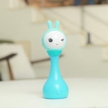 New Arrival Lovely YoYo Bunny For Newborn and Preschool Kids With Silicone Teether Alilo R1+ Babi Rattle Toys