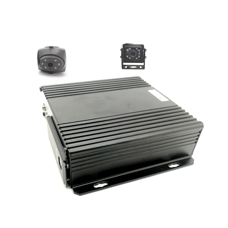 <strong>3G</strong> GPS Navigation Hot Sales Vehicle Mobile DVR <strong>4</strong> <strong>Channel</strong> 720P WIFI Monitoring System SD Card Car MDVR