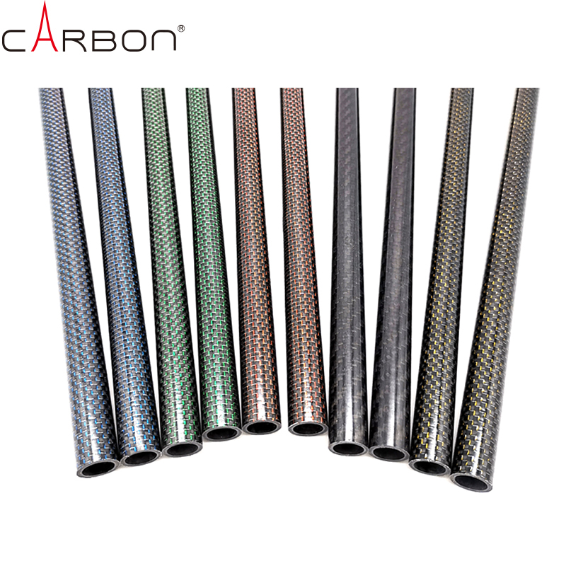 High Demand Import Products Metal 3K Aramid <strong>Carbon</strong> Fiber Telescopic Tube