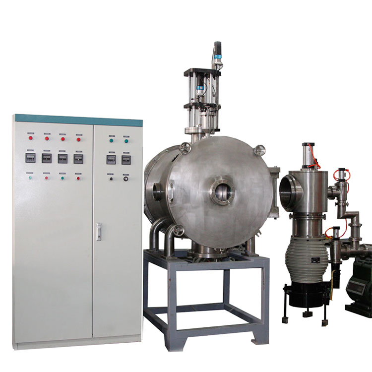 Automatic program control vacuum melting furnace for metallurgical plants