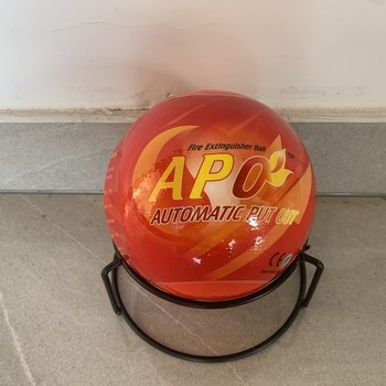 fire extinguisher ball, auto fire extinguisher 1.3kg