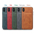 Premium Handcrafted Slim Fit Wallet Leather Case Cover with Card Pocket Stand Back Case for iphone x xs