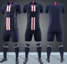 Factory Cheap Custom 2019 New Design Football Jersey Soccer Uniforms For Men <strong>Sports</strong> <strong>Wear</strong>
