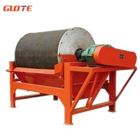 Energy & mineral equipment big size particle sand magnetic separator for gold mining