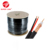 Vietnam manufacturer Low Loss RG6 coaxial cable with jelly for antenna TV