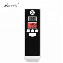 Professional Portable Rapid Wine Hydrometer Dual LCD Breathalyzer Digital Breath Alcohol Monitor Alcohol Tester
