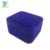 Luxury No Logo Blue Velvet Ring Box in stock for sale