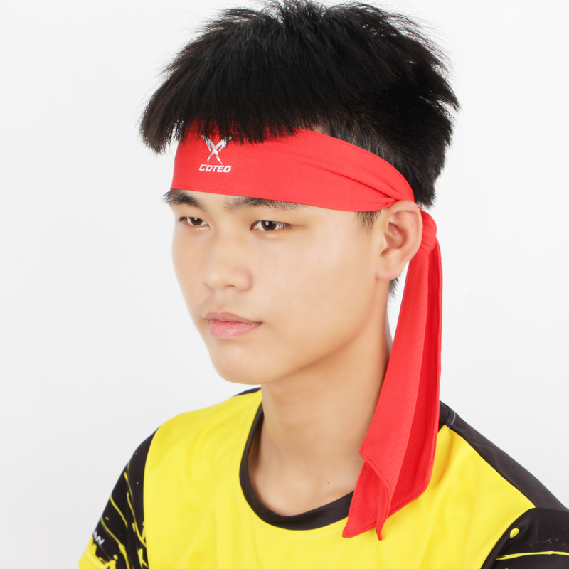 Sports running tie Headbands  Keep Headband Securely in Place Fits ALL HEAD SIZES