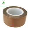 Teflon Insulation Tape Non-stick Heat Resistant Fabric Teflon Adhesive Tapes With Lowest Price