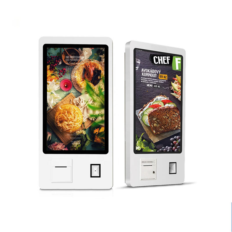 SYET 28&quot; Touch Screen <strong>Payment</strong> Kiosk food <strong>payment</strong> machine self service touch screen kiosk Capacitive Touch All in One PC display