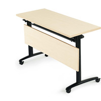 Simple training long table conference folding office double desk