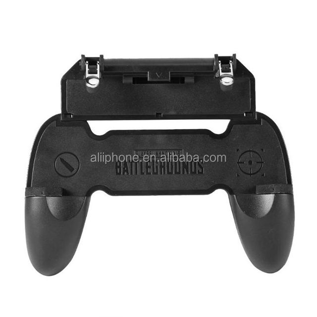 Hot sale android wireless game grip <strong>w10</strong> joystick controller gamepad for pubg