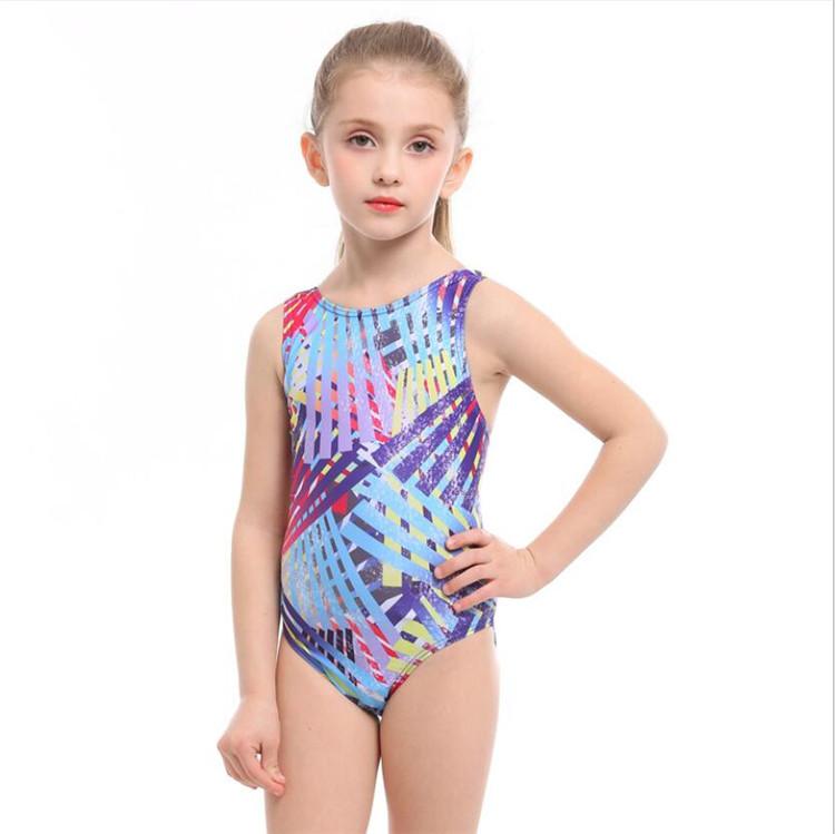 Girls Floral Swimmer Suit Sz 00,0,1,2,3-50+