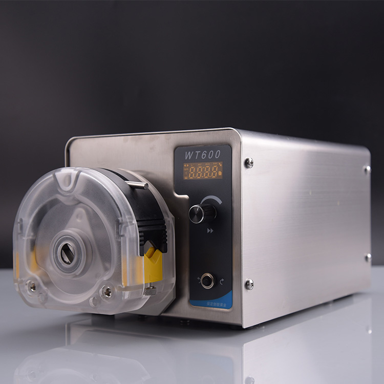 Chuangrui DC Brushless Motor Transfer Peristaltic <strong>Pump</strong>