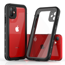 Waterproof Cases for iphone11 IP68 360 Degree Slim Dual Layer Armor Defender Shockproof Protective Case Diver <strong>phone</strong> case