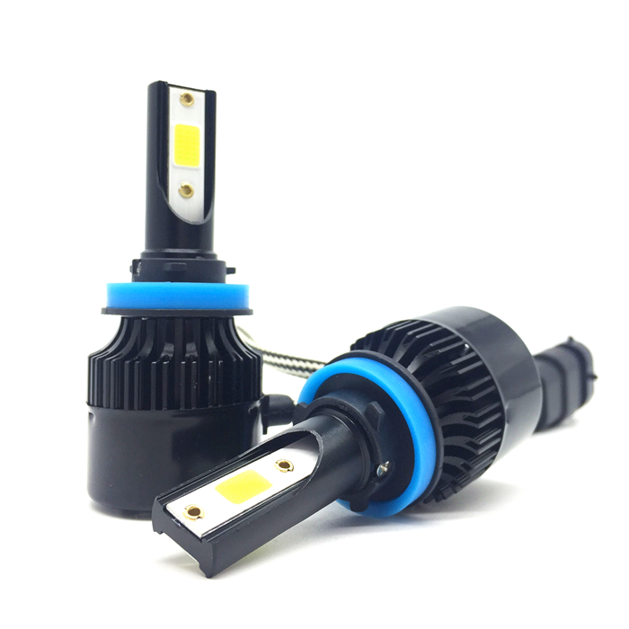 Hot selling bulb Auto Led Lamp M8 36W 8000lm H8 H9 H11 Car Led Headlight