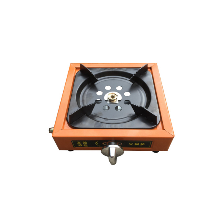 Wholesale Outdoor Portable Square Mini Liquefied <strong>Gas</strong> 3.8Kw Iron Furnace Fire Boiler Stove