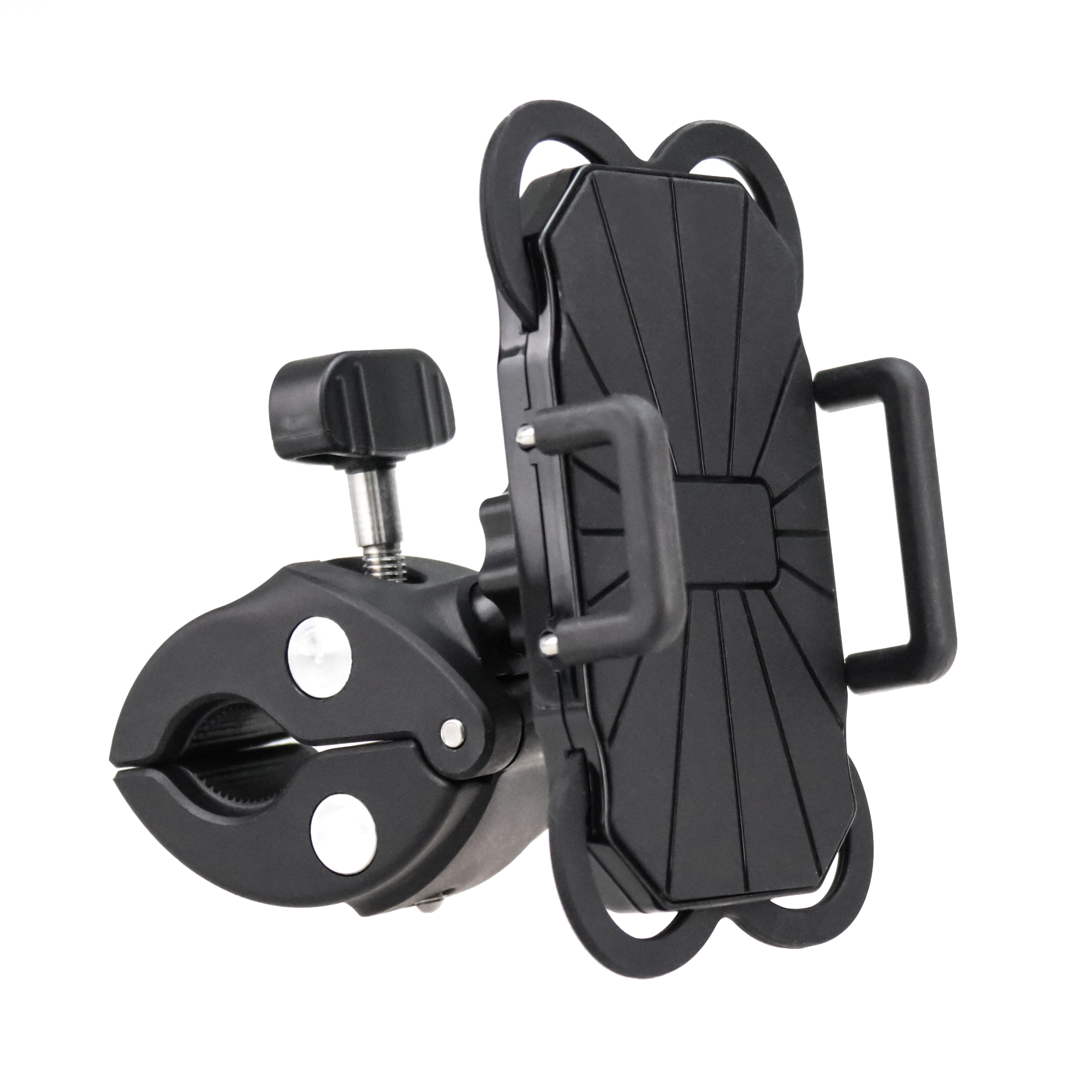 Universal Bike Handlebar <strong>Phone</strong> Mount 360 Rotation Stable <strong>Mobile</strong> Holders for Bicycle, Motorcycle, Baby Stroller