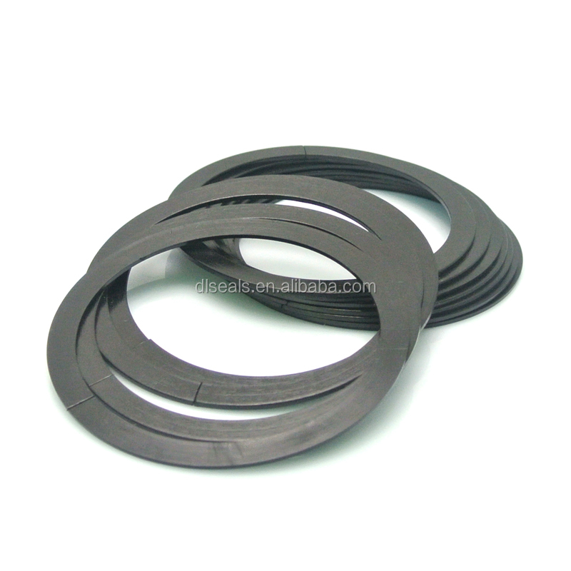 DLseals factory supply flat washer PU Nylon PTFE POM washer