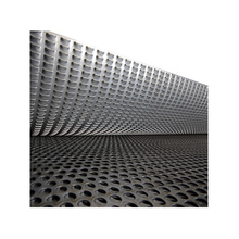 Diameter Custom Stainless steel galvanized aluminium iron circle perforated metal sheet <strong>mesh</strong>