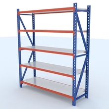 easy-install height adjustable 5 layers metal storage <strong>shelf</strong> rack