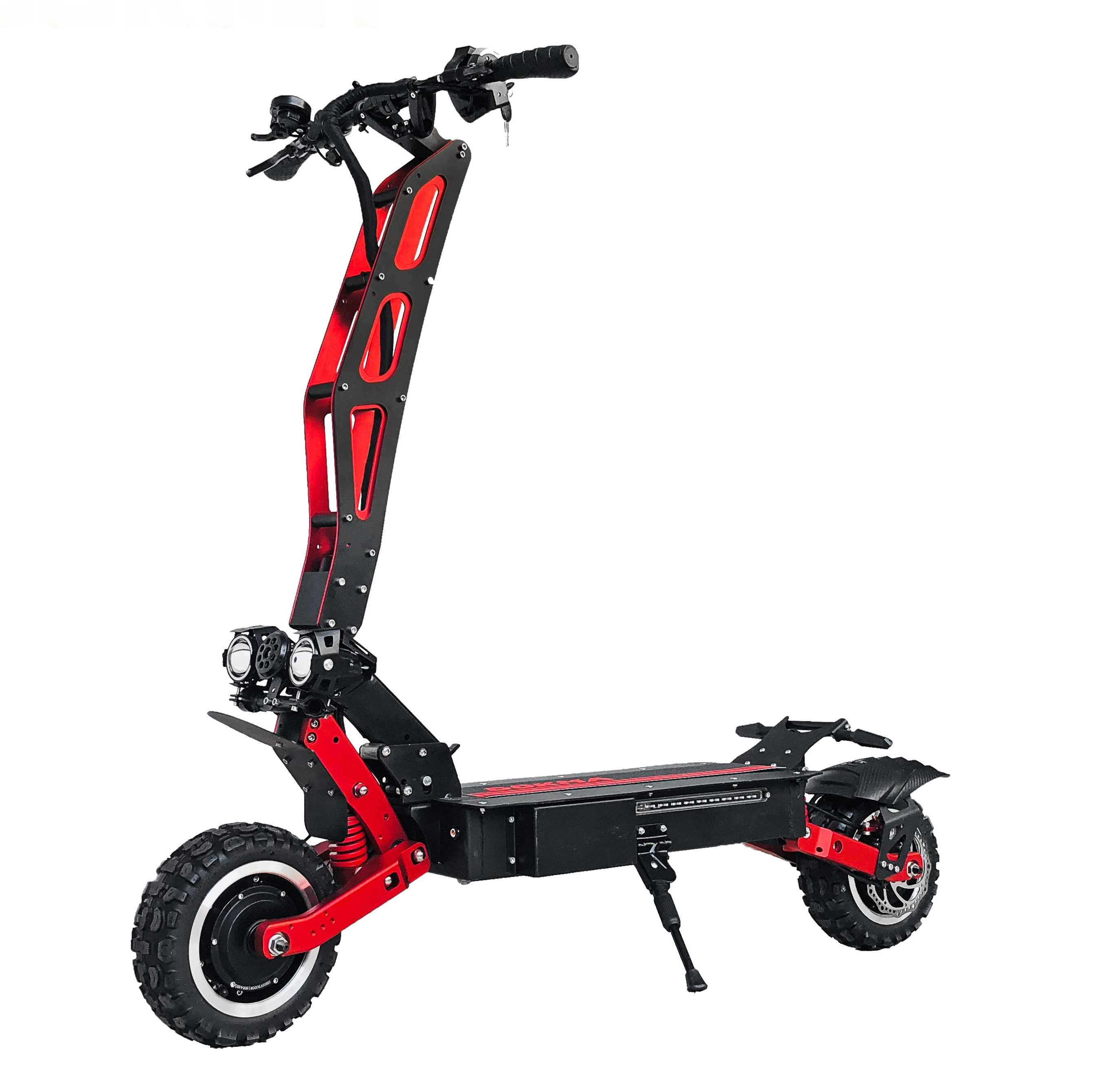 Dokma Dual Motor Double <strong>C</strong> style Absorption 3200W high powerful Electric Scooter