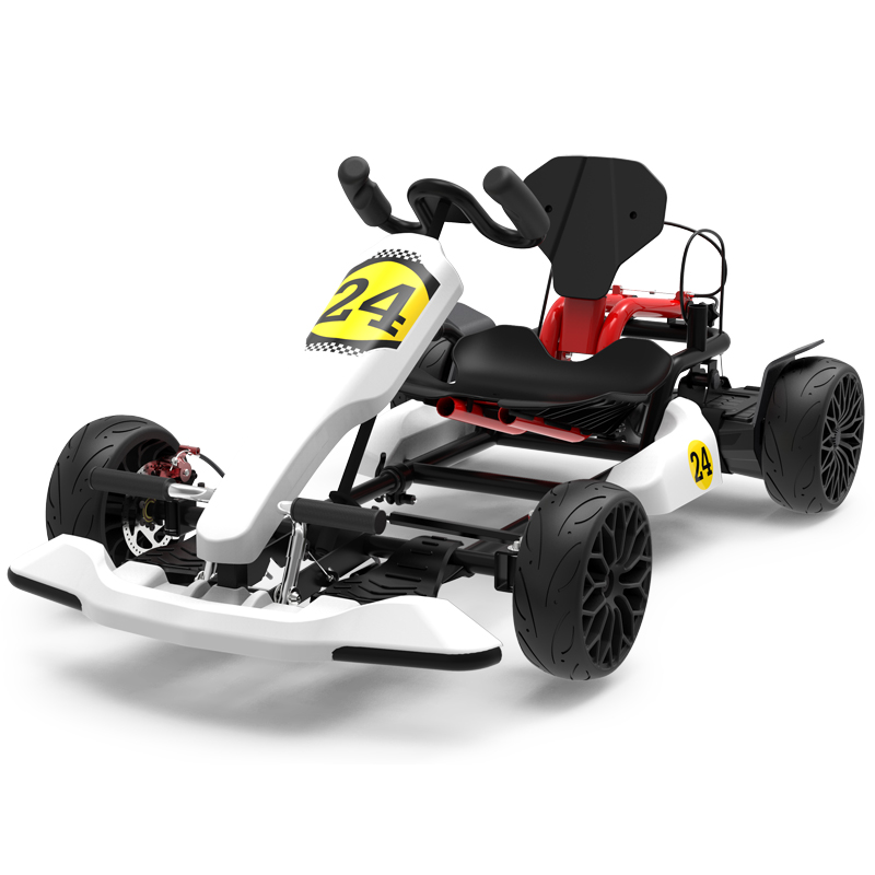 Electric Scooter Hoverkart Go Kart Suitable with All Scooters