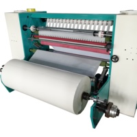 1300mm self adhesive bopp and masking tape cutting machine